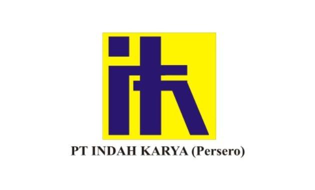 logo pt indah karya