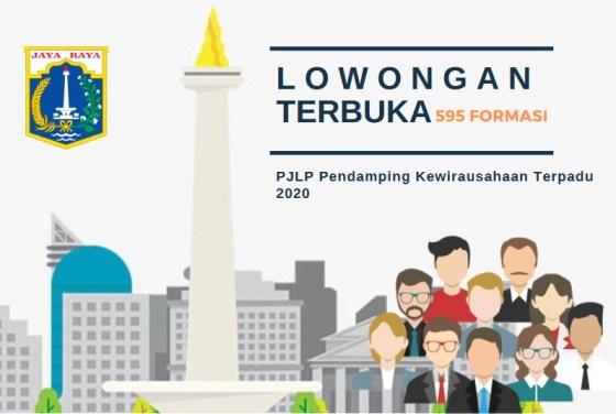 Lowongan Kerja Pendamping Kewirausahaan Terpadu DKI Jakarta Desember 2019 Besar-Besaran