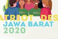 Rekrutmen Patriot Desa Provinsi Jawa Barat Tahun 2020