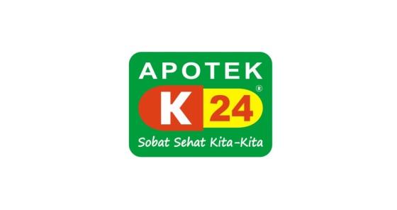 Lowongan Kerja PT K-24 Indonesia (Apotek K-24) Minimal SMA SMK D3 S1 Bulan Agustus 2020