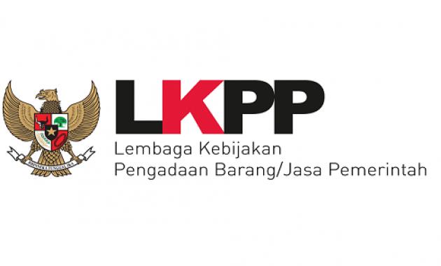 Lowongan Kerja Non PNS Lembaga Pengadaan Barang/Jasa Pemerintah Maret 2021