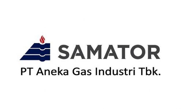 Lowongan Kerja SMA SMK D3 S1 di PT Aneka Gas Industri Tbk (Samator Group) Agustus 2021