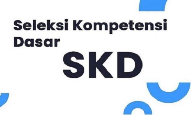 Contoh Soal SKD CPNS
