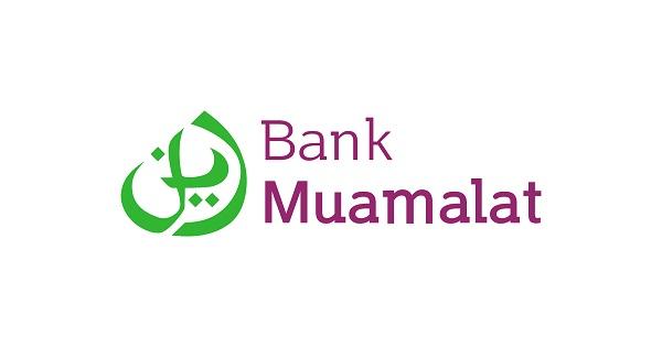 Lowongan Kerja Bank Muamalat Penempatan di Banyak Kota September-Oktober 2021