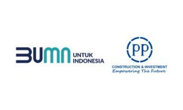 Lowongan Kerja Perusahaan BUMN PT PP (Persero) Oktober 2021