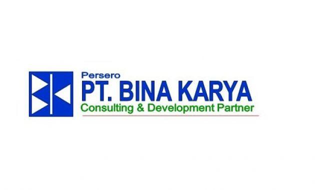 Lowongan Kerja BUMN PT Bina Karya (Persero) Oktober 2021 Banyak Posisi